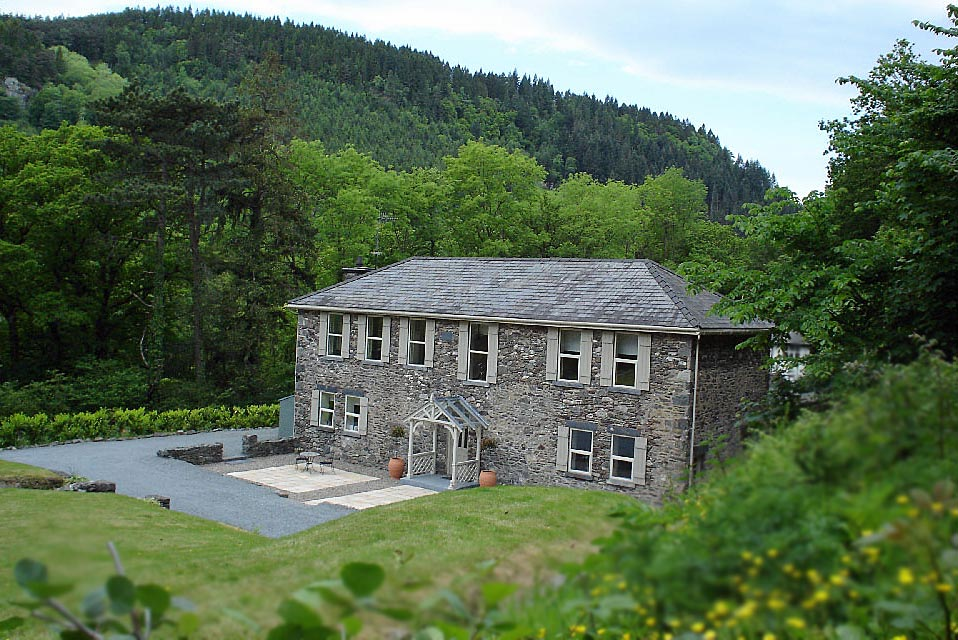 Luxury Country House Accommodation in Betws-y-Coed